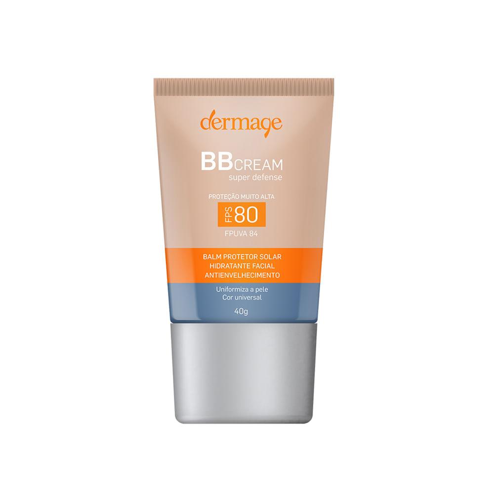 Protetor Solar BB Cream FPS80