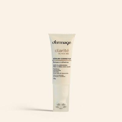 Serum-clareador-de-olheiras-e-bolsas-Clarite-Olhos-CC-Dermage-produto